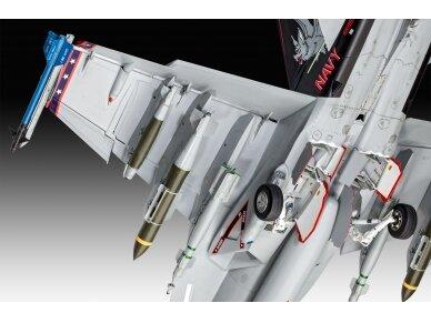 Revell - F/A-18E Super Hornet, Mastelis: 1/32, 04994 5
