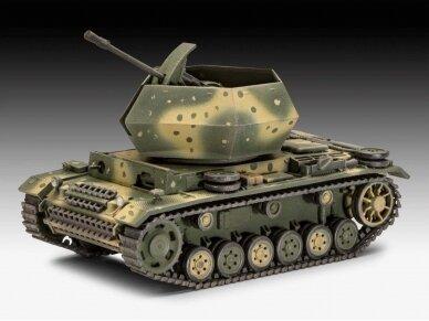 "Revell - Flakpanzer III""Ostwind"" (3,7 cm Flak 43), Mastelis: 1/72, 03286 3"