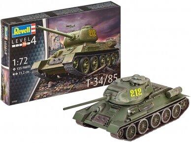 Revell - T-34/85, 1/72, 03302
