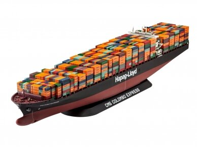 Revell - Container Ship COLOMBO EXPRESS, 1/700, 05152 2