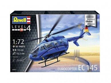 "Revell - EC 145 ""Builders' Choice"", Mastelis: 1/72, 03877 2"