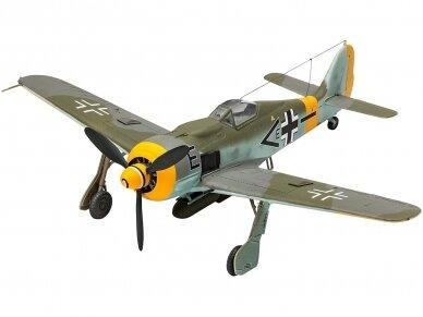 Revell - Focke Wulf Fw190 F-8 dovanų komplektas, Mastelis: 1/72, 63898 2