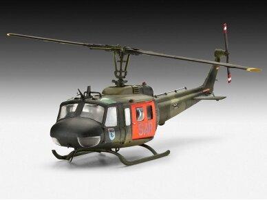 "Revell - Bell UH-1D ""SAR"" dovanų komplektas, Mastelis: 1/72, 64444 2"