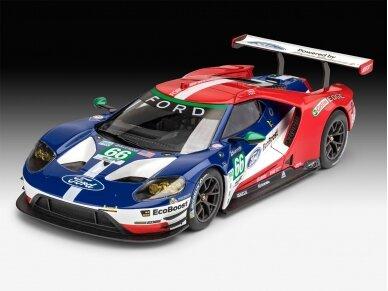 Revell - Ford GT Le Mans 2017, Mastelis: 1/24, 07041 2