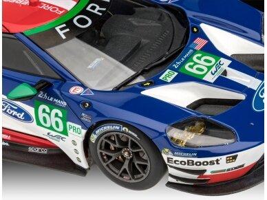 Revell - Ford GT Le Mans 2017, Mastelis: 1/24, 07041 3