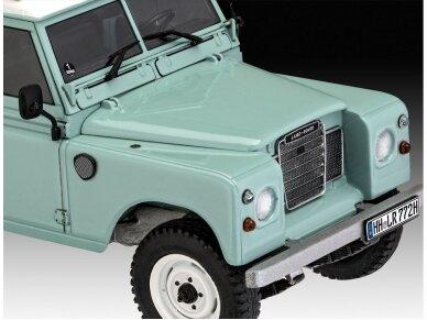 Revell - Land Rover Series III, Mastelis: 1/24, 07047 4