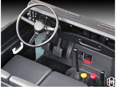 Revell - Land Rover Series III, Mastelis: 1/24, 07047 5