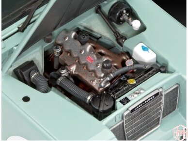 Revell - Land Rover Series III, Mastelis: 1/24, 07047 6