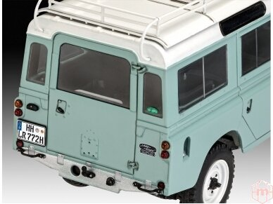Revell - Land Rover Series III, Mastelis: 1/24, 07047 3