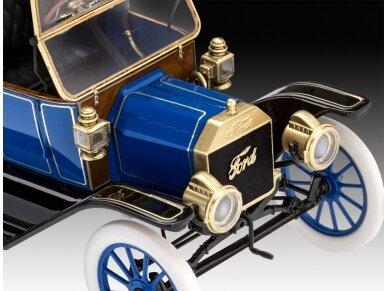 Revell - Ford T Modell Roadster (1913), Mastelis: 1/24, 07661 3
