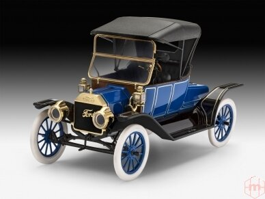 Revell - Ford T Modell Roadster (1913), Mastelis: 1/24, 07661 2