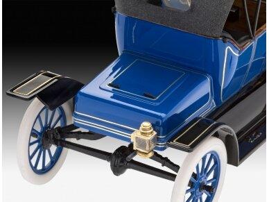 Revell - Ford T Modell Roadster (1913), Mastelis: 1/24, 07661 4