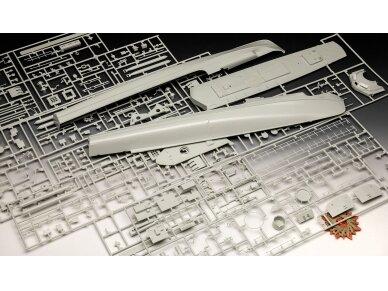 Revell - German Fast Attack Craft S-100, Mastelis: 1/72, 05162 3