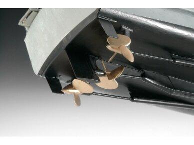 Revell - German Fast Attack Craft S-100, Mastelis: 1/72, 05162 4
