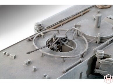 Revell - German Fast Attack Craft S-100, Mastelis: 1/72, 05162 5