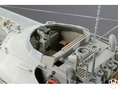 Revell - German Fast Attack Craft S-100, Mastelis: 1/72, 05162 6