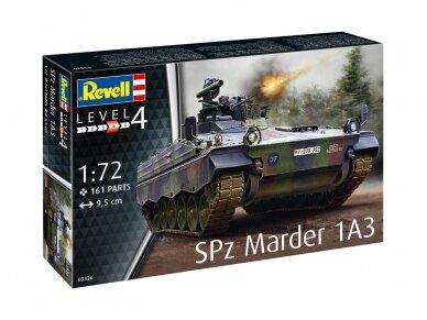 Revell - SPz Marder 1A3, Mastelis: 1/72, 03326