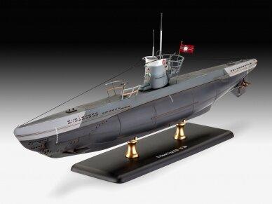 Revell - German Submarine Type IIB (1943), Mastelis: 1/144, 05155 2