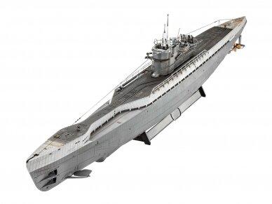 Revell - German Submarine Type IX C/40 (U190), Mastelis: 1/72, 05133 2
