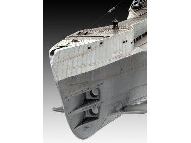 Revell - German Submarine Type IX C/40 (U190), Mastelis: 1/72, 05133 3