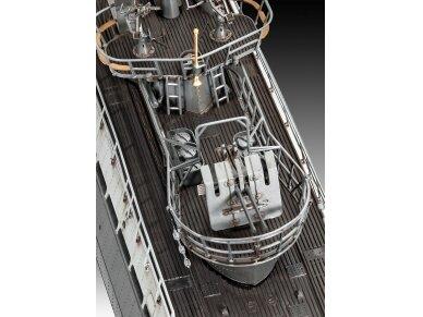 Revell - German Submarine Type IX C/40 (U190), Mastelis: 1/72, 05133 4