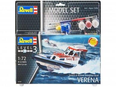 Revell - DGzRS VERENA Model Set, 1/72, 65228