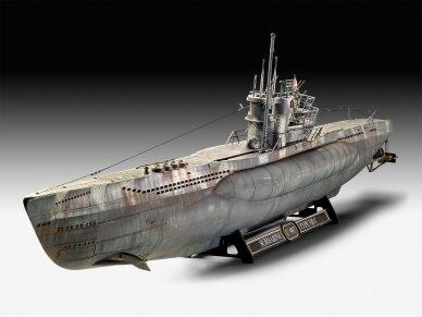Revell - German Submarine Type VII C/41, Mastelis: 1/72, 05163 2
