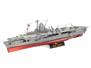 Revell - Graf Zeppelin, Mastelis: 1/720, 05164 2
