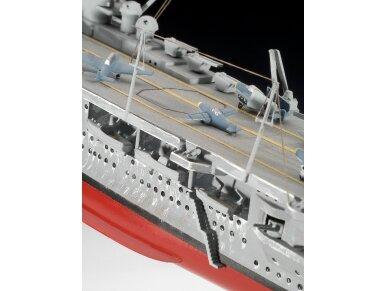 Revell - Graf Zeppelin, Mastelis: 1/720, 05164 5