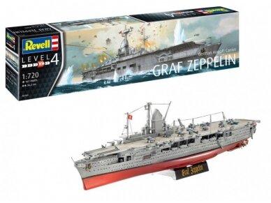 Revell - Graf Zeppelin, Mastelis: 1/720, 05164