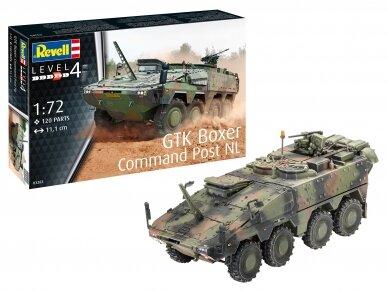 Revell - GTK Boxer Command Post NL, Mastelis: 1/72, 03283