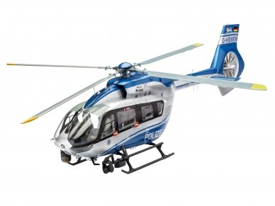 "Revell - H145 ""Police"", Scale: 1/32, 04980 2"