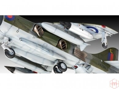 Revell - Hawker Harrier GR Mk.1, Mastelis: 1/32, 05690 5