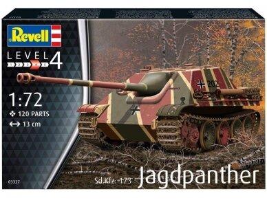 Revell - Jagdpanther Sd.Kfz.173, 1/72, 03327 2