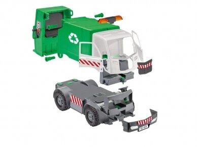 Revell - JUNIOR KIT RC Garbage Truck, 1/20, 00971 2