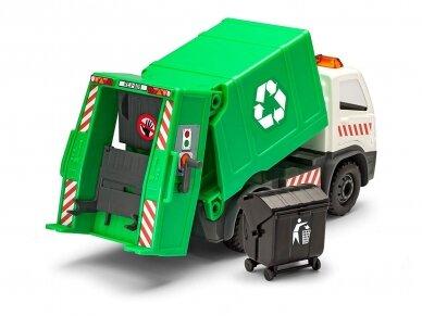 Revell - JUNIOR KIT RC Garbage Truck, 1/20, 00971 3