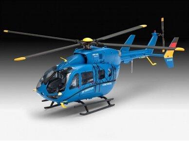 "Revell - Eurocopter EC 145 ""Builder's Choice"" Dovanų Komplektas, Mastelis: 1/72, 63877 2"