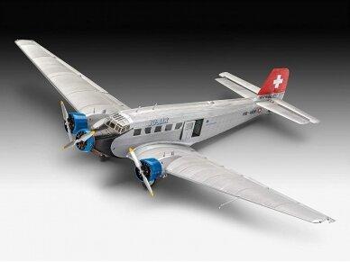 Revell - Junkers Ju52/3m Civil, Scale: 1/72, 04975 3