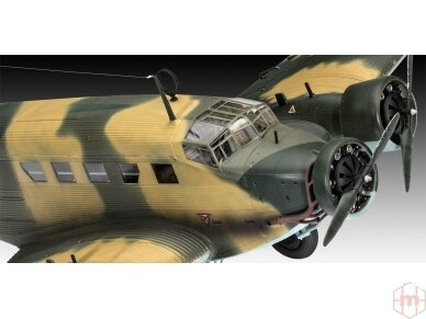 Revell - Junkers Ju52/3m Transport, Scale: 1/48, 03918 3