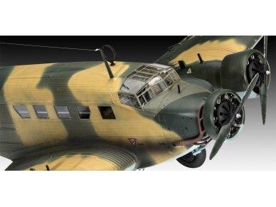 Revell - Junkers Ju52/3m Transport, Mastelis: 1/48, 03918 3