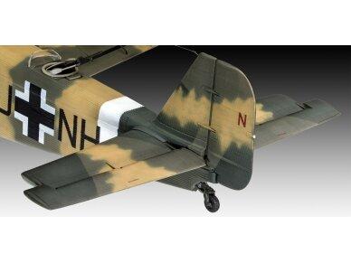 Revell - Junkers Ju52/3m Transport, Mastelis: 1/48, 03918 5