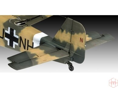 Revell - Junkers Ju52/3m Transport, Scale: 1/48, 03918 5