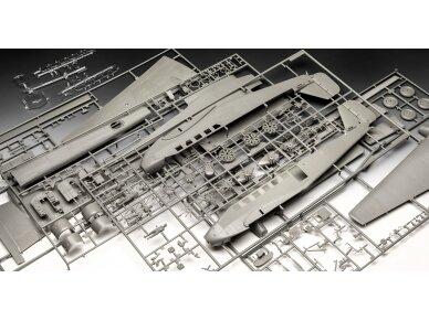 Revell - Junkers Ju52/3m Transport, Mastelis: 1/48, 03918 7