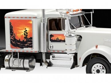 Revell - Kenworth W-900, Scale: 1/25, 07659 3