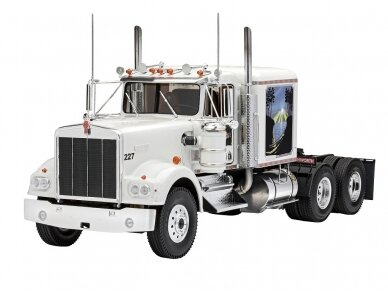 Revell - Kenworth W-900, Scale: 1/25, 07659 2