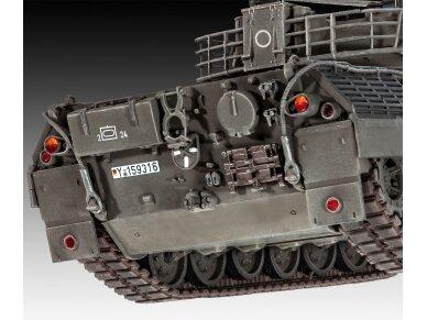 Revell - Leopard 1A1, Mastelis: 1/35, 03258 4