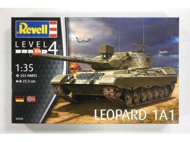 Revell - Leopard 1A1, Mastelis: 1/35, 03258