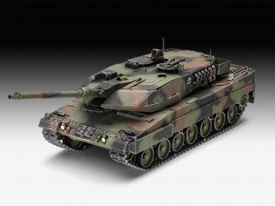 Revell - Leopard 2A6/A6NL, Mastelis: 1/35, 03281 2