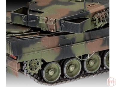 Revell - Leopard 2A6/A6NL, Mastelis: 1/35, 03281 6