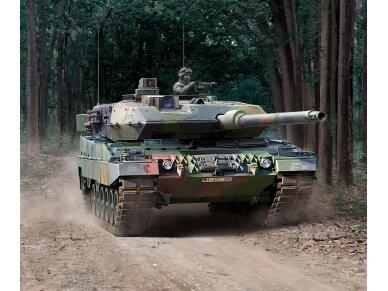 Revell - Leopard 2A6/A6NL, Mastelis: 1/35, 03281 7